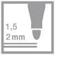 fix 1,5 - 2 mm