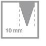 voskovka 10 mm